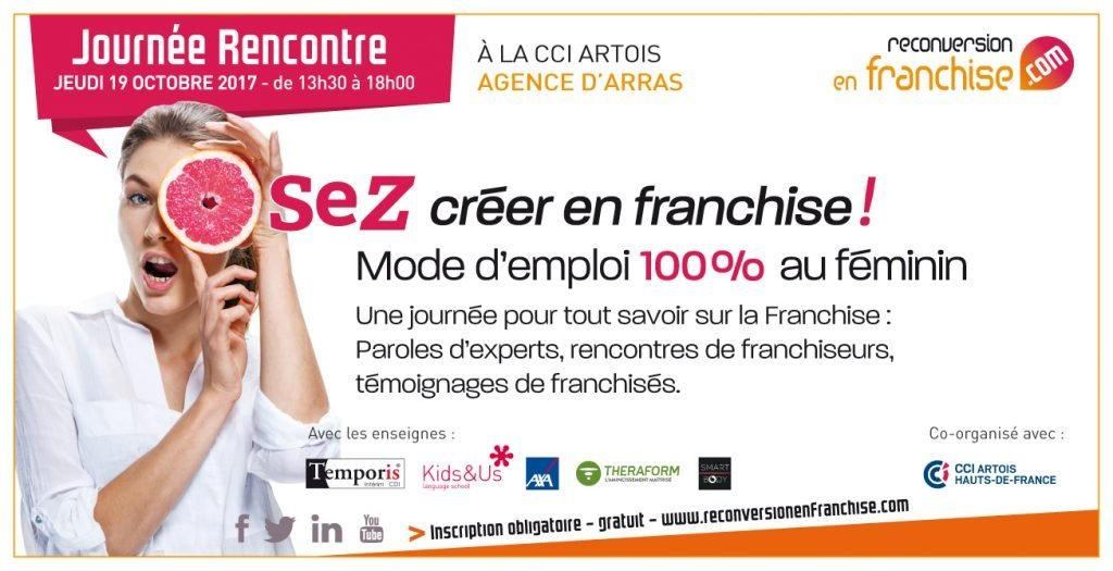 creer en franchise ARRAS