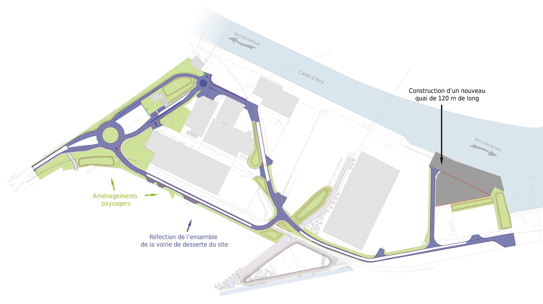 plan-travaux-port-bethune-2017-2018